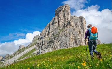 The Dolomites in May and June